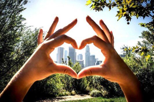 «Короткий путь к сердцу» - экскурсия по Лос-Анджелесу (превью)