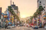 «Слияние двух миров» - осмотр достопримечательностей Лос-Анджелеса + прогулка по побережью Тихого океана (фото 1)