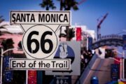 «Слияние двух миров» - осмотр достопримечательностей Лос-Анджелеса + прогулка по побережью Тихого океана (фото 8)