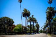 «Эклектика Лос-Анджелеса» - вертолетная экскурсия над центром Лос-Анджелеса и побережьем (фото 1)