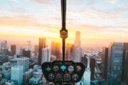 «Эклектика Лос-Анджелеса» - вертолетная экскурсия над центром Лос-Анджелеса и побережьем (фото 8)