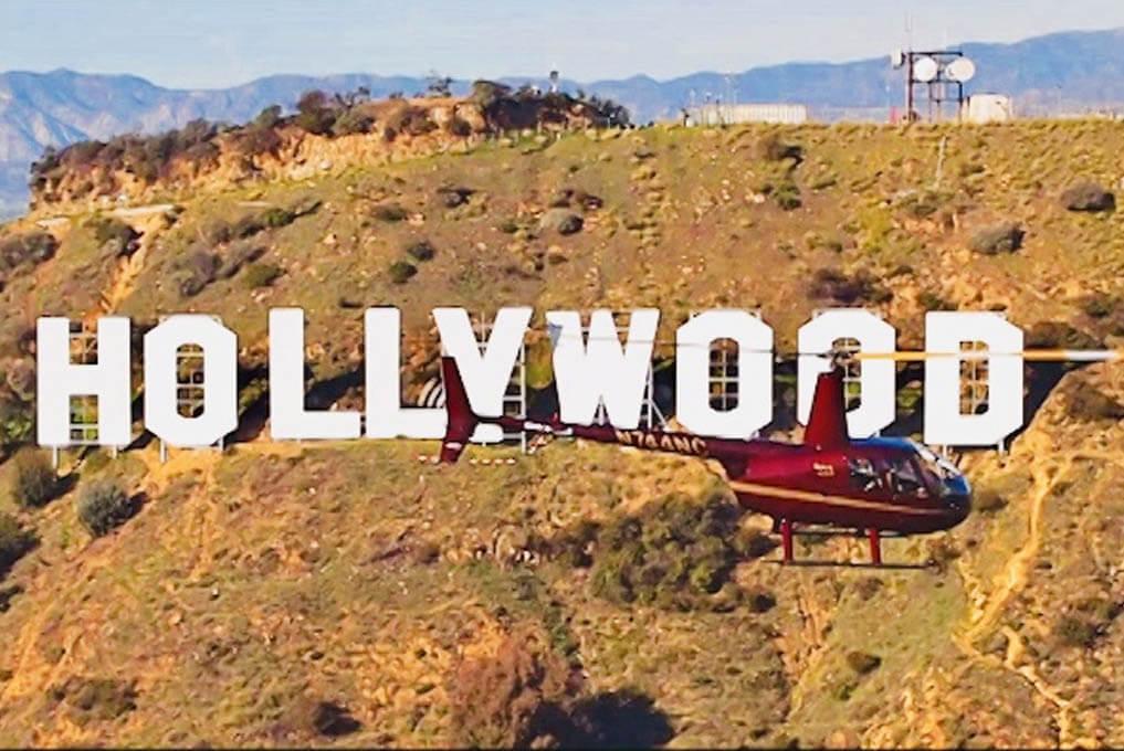 «Эклектика Лос-Анджелеса» - вертолетная экскурсия над центром Лос-Анджелеса и побережьем (превью)