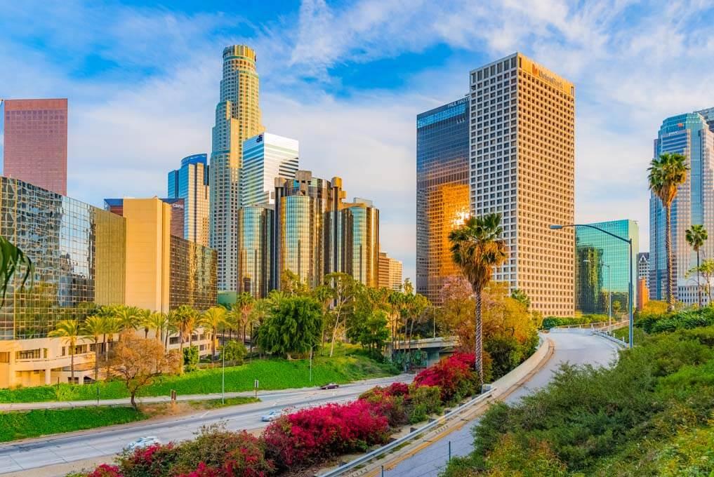 «Ла-Ла Лэнд» - вертолетная экскурсия над солнечным Лос-Анджелесом (превью)