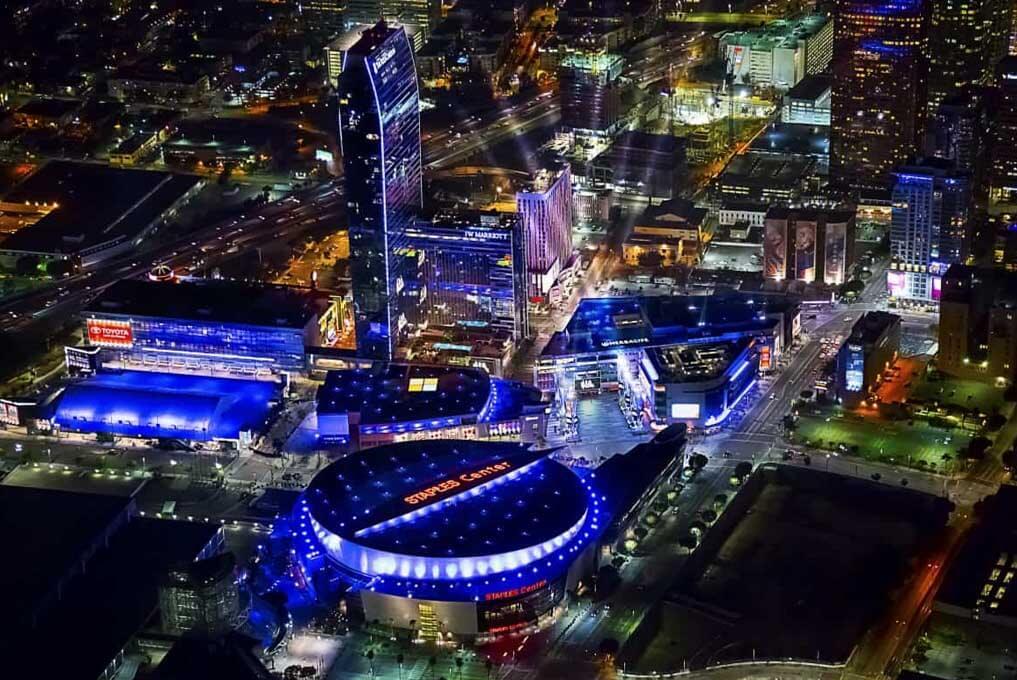 «Миссия выполнима» - полет на вертолете над ЛА с посадкой на крыше здания в Даунтауне (превью)