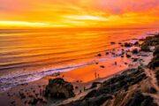 «Вечерняя рапсодия» - вечерний полет над Лос-Анджелесом на вертолете (фото 1)