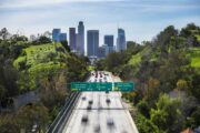 «Вызов времени» - автопрогулка по Лос-Анджелесу на винтажном автомобиле (фото 5)
