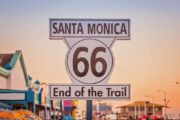 «Вызов времени» - автопрогулка по Лос-Анджелесу на винтажном автомобиле (фото 7)