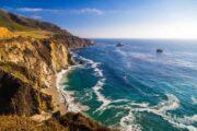 «Биг Сур тур» - вертолетная прогулка над побережьем Тихого океана (фото 6)