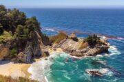 «Биг Сур тур» - вертолетная прогулка над побережьем Тихого океана (фото 7)