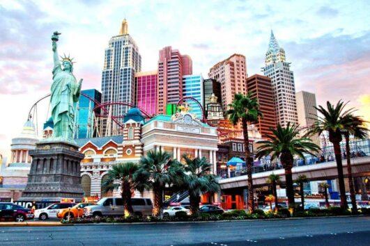 Обзорная экскурсия «Блистательный Лас-Вегас» (превью)