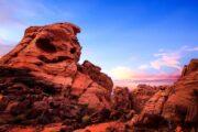 «Будет жарко!» - экскурсия из Лас-Вегаса в -заповедник «Долина Огня» (фото 1)