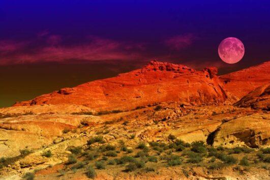 «Будет жарко!» - экскурсия из Лас-Вегаса в -заповедник «Долина Огня» (превью)