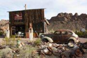«Дикий, дикий Запад!» - экскурсия из Лас-Вегаса в каньон Эльдорадо (фото 8)