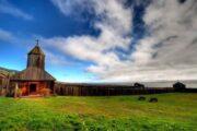Экскурсия в первое русское поселение в Калифорнии - Форт Росс (фото 3)