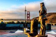 «Главный экспонат» - обзорная экскурсия по Сан-Франциско + поездка в парк секвой «Муир Вудс» (фото 1)