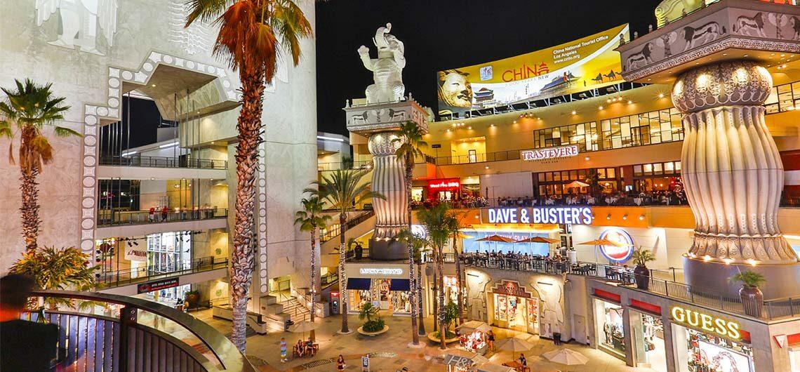 «Голливуд & Хайленд», Лос-Анджелес