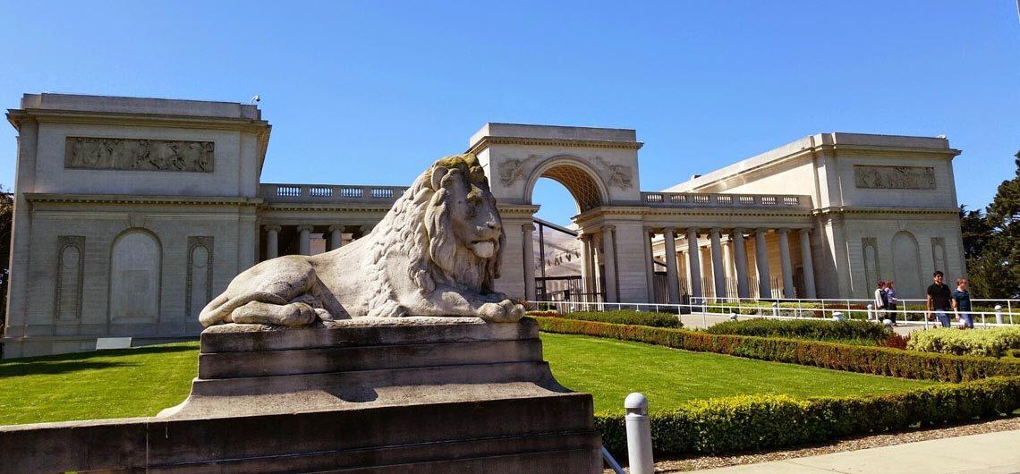 Калифорнийский дворец Почетного легиона, Сан-Франциско