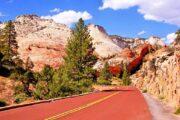 «Картина маслом» - экскурсия из Лас-Вегаса в национальный парк Зайон (фото 7)