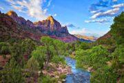 «Картина маслом» - экскурсия из Лас-Вегаса в национальный парк Зайон (фото 8)