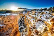 «Королевский прием» - автомобильная экскурсия из Лас-Вегаса в заповедник Гранд-Каньон (фото 1)