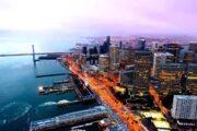 «Крупным планом» - вертолетная прогулка над Сан-Франциско (фото 2)