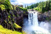 «Любой каприз» - экскурсия из Сиэтла: водопад Сноквалми + Майкрософт + город Белвью (фото 1)