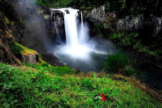 «Любой каприз» - экскурсия из Сиэтла: водопад Сноквалми + Майкрософт + город Белвью (превью)