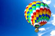 «Между синим и синим» - полет на закате на воздушном шаре над районом Сан-Диего Дель-Мар (фото 2)