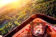 «На рассвете дня» - полет на воздушном шаре над долиной Темекула + дегустация вина на винодельне (фото 4)
