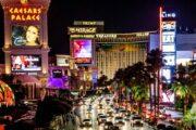 «Огни Лас-Вегас-Стрип» - Вечерний полет на вертолете над центральной улицей Лас-Вегаса (фото 1)