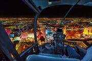 «Огни Лас-Вегас-Стрип» - Вечерний полет на вертолете над центральной улицей Лас-Вегаса (фото 2)