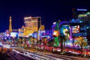 «Огни Лас-Вегас-Стрип» - Вечерний полет на вертолете над центральной улицей Лас-Вегаса (фото 4)