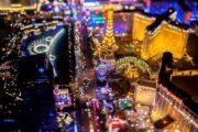 «Огни Лас-Вегас-Стрип» - Вечерний полет на вертолете над центральной улицей Лас-Вегаса (фото 6)