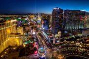 «Огни Лас-Вегас-Стрип» - Вечерний полет на вертолете над центральной улицей Лас-Вегаса (фото 7)