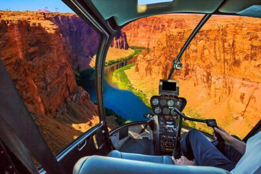 «Особый случай» - вертолетная экскурсия Лас Вегас + озеро Мид + плотина Гувера + Гранд-Каньон (превью)