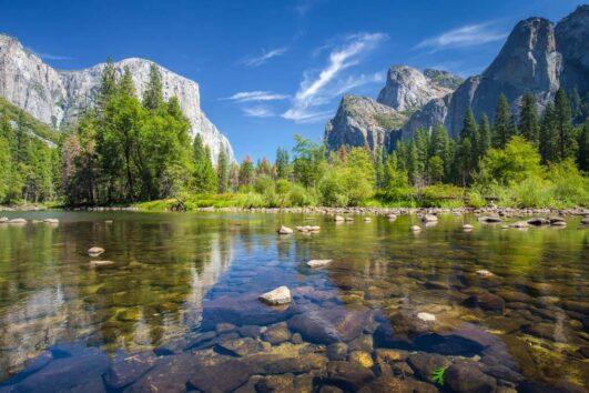 «По зову природы» - экскурсия из Сан-Франциско в национальный парк Йосемити (превью)