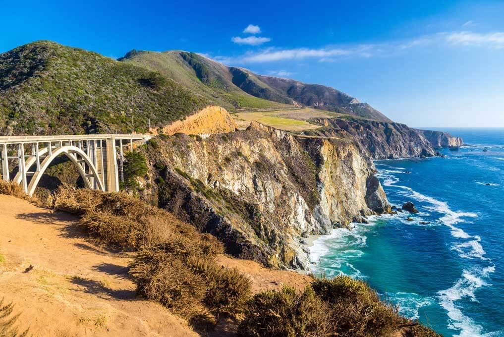 ур вдоль тихоокеанского побережья в Сан-Франциско «Дорога странствий» (превью)
