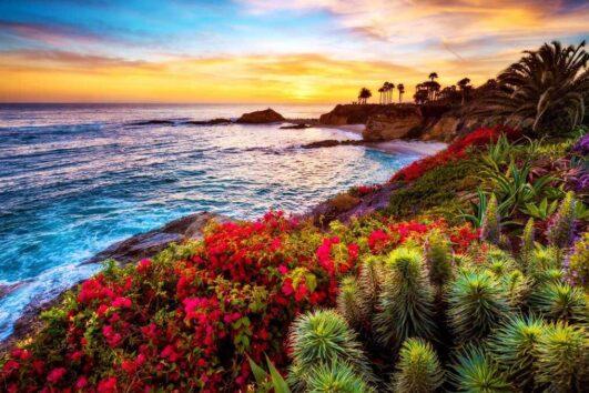 «Формула красоты» - экскурсия по городам по дороге от Лос-Анджелеса к живописному Сан-Франциско (превью)