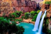«Любовь к акцентам» - тур из Лас-Вегаса по заповедникам Гранд Каньон, Каньон Антилопы, Брайс и Зайон (фото 1)