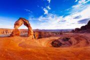 «Мечта пилигрима» - тур из Лас-Вегаса по национальным паркам и заповедникам США + поездка на озеро Пауэлл (фото 6)