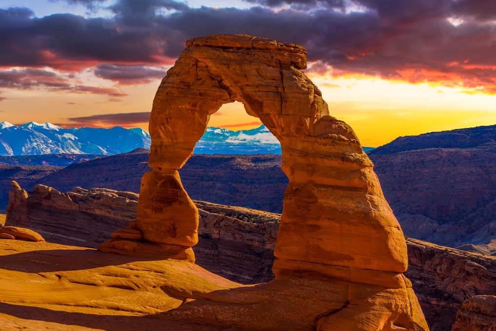 «Мечта пилигрима» - тур из Лас-Вегаса по национальным паркам и заповедникам США + поездка на озеро Пауэлл (превью)