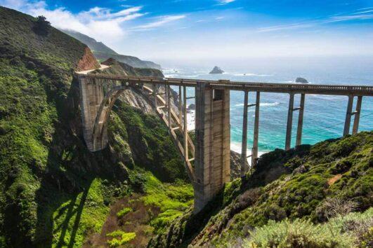 «Страсти по океану» - тур вдоль тихоокеанского побережья по калифорнийскому хайвею (превью)