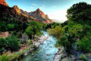 «Тройное удовольствие» - тур из Лас-Вегаса по природным заповедникам Зайон, Брайс и Гранд Каньон (фото 1)