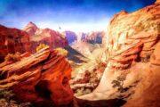 «Тройное удовольствие» - тур из Лас-Вегаса по природным заповедникам Зайон, Брайс и Гранд Каньон (фото 2)