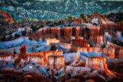 «Тройное удовольствие» - тур из Лас-Вегаса по природным заповедникам Зайон, Брайс и Гранд Каньон (фото 4)
