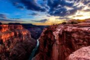 «Тройное удовольствие» - тур из Лас-Вегаса по природным заповедникам Зайон, Брайс и Гранд Каньон (фото 6)