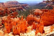 «В натуральную величину» - Тур из Лас-Вегаса по национальным паркам: Зайон, Брайс, Гранд Каньон и городу Седона (фото 1)