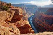 «В натуральную величину» - Тур из Лас-Вегаса по национальным паркам: Зайон, Брайс, Гранд Каньон и городу Седона (фото 4)