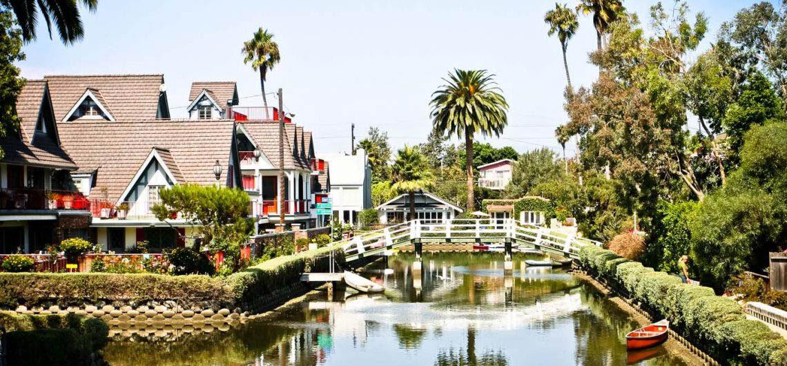 Венис-бич, Лос-Анджелес
