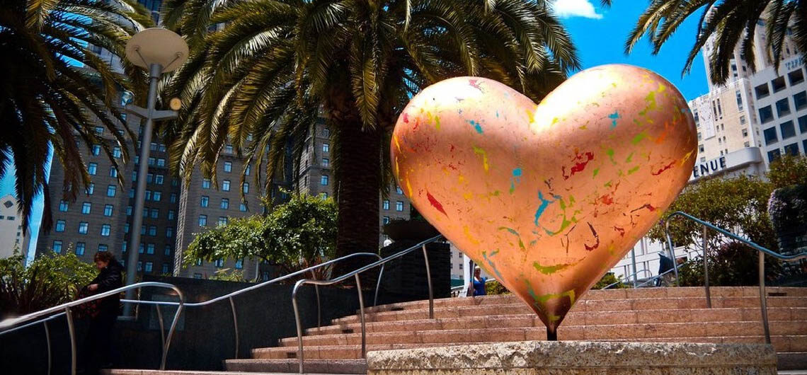 Юнион-Сквер в Сан-Франциско